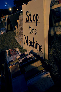 Stop the Machine