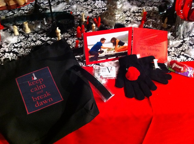 Breaking Dawn Swag Bag