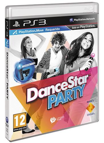 DanceStar Party_caratula3D