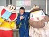 渡部暁斗選手inキッズフェスティバル
