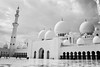 Sheikh Zayed Grand Mosque by sylvidesign