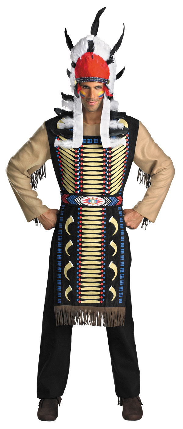 50075-Adult-Deluxe-Warrior-Chief-Indian-Costume-large