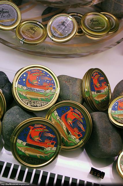 Savour 2012 - Caviar