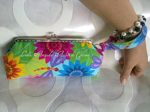 clutch girasol  by ♥Linhas Arrojadas Atelier de costura♥Sonyaxana