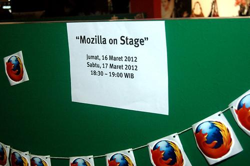 Jadwal Presentasi Mozilla