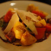 Vickie's Heirloom Tomato Panzanella
