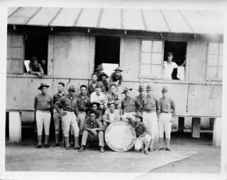 USMC Band, 1922, Santo Domingo, Dominican Republic 14 of 26