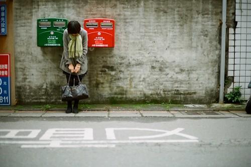 巷弄步行者的致謝 by Jarvis@medialand