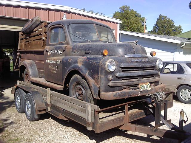 1950 dodge 3 4 ton pickup flickr photo sharing. Black Bedroom Furniture Sets. Home Design Ideas
