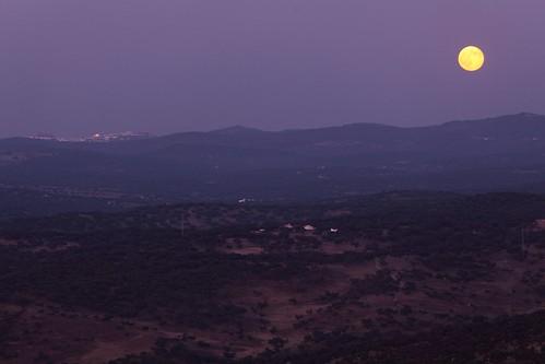 La Sierra de Huelva: Cumbres de San Bartolome