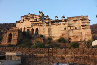 Bundi, Bundi Palace