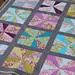 Juliet's quilt by Shiners view