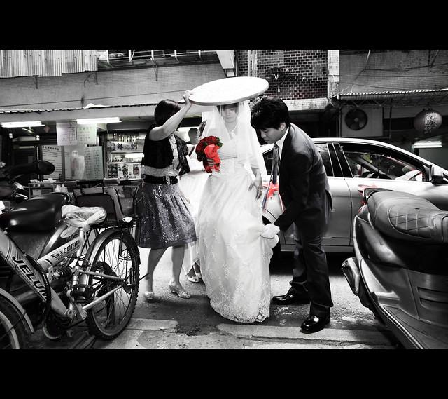 [wedding] 迎娶