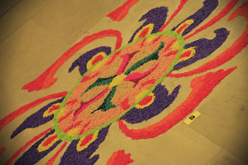 Colours of Rangoli