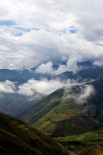 mountains ecuador
