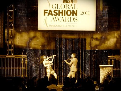 Linzi Stoppard & Ben Lee aka FUSE