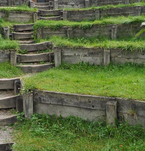 architecture modern stairs copenhagen landscape denmark community creative modernism commons cc housing architects collective arkitektur cohousing vandkunsten birkerød arkitekter bofællesskab tegnestuenvandkunsten seierseier trudeslund