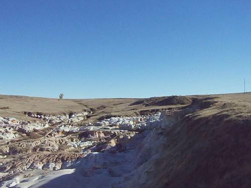 park video colorado paint mines badlands greatplains