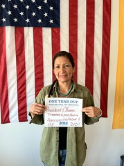 Debora H. Is in because president Obama promised to pass native American healthcare and he did.