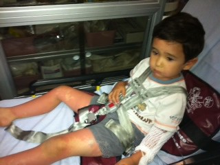 Noli in ambulance
