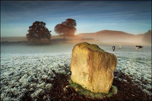 Standing Stone @ Staredam by angus clyne