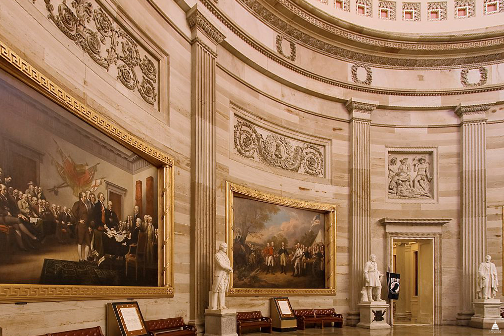 Image result for us capitol building interior