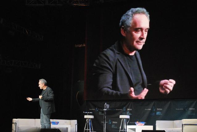 Ferran Adrià en B.A. Nov-2011 (0)