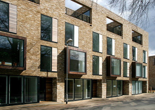 1000 images about accordia housing on pinterest for Cambridge architecture