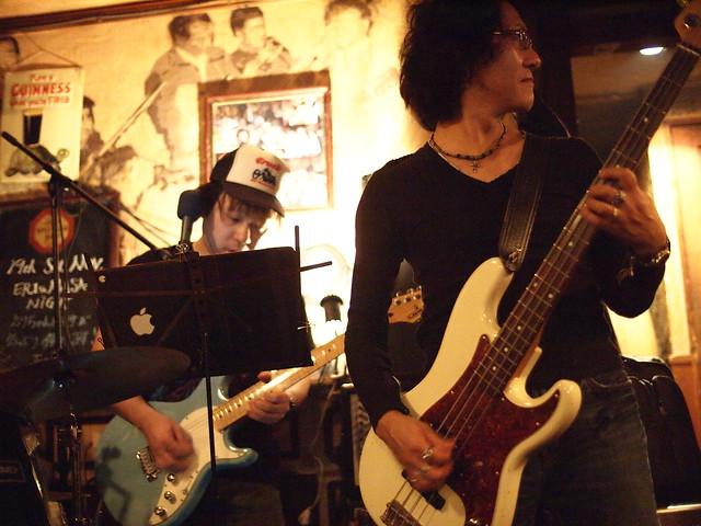 The Warrior Celt session, Tokyo, 11 Nov 2011. 026