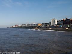 Blackpool north beach