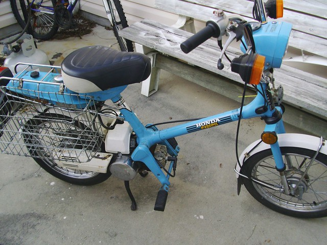 1980 Honda Express