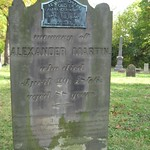 Alexander Martin, Revolutionary War Veteran
