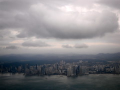 01 Sky view of Panama City