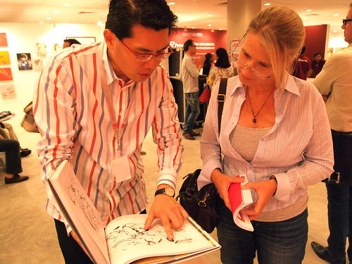 Affordable Art Fair Singapore 2011