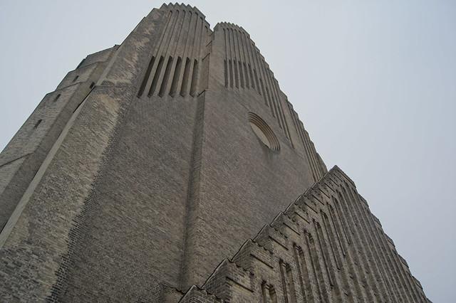 グルントヴィークス教会 Grundtvigs Kirke
