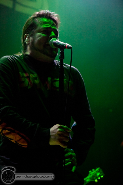 Kyuss Lives at House of Blues San Diego 111711 © Michael Klayman-014
