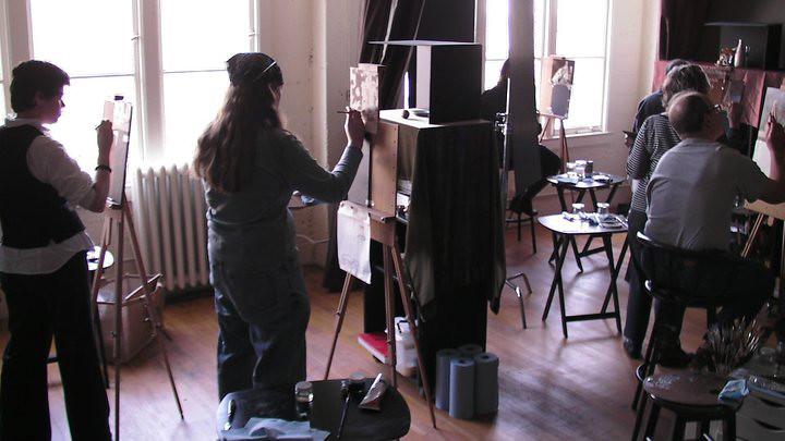 Lundman-studio shot 1 -Sadie Valeri