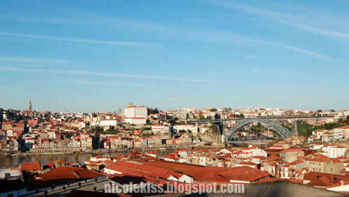 beautiful porto view from taylors
