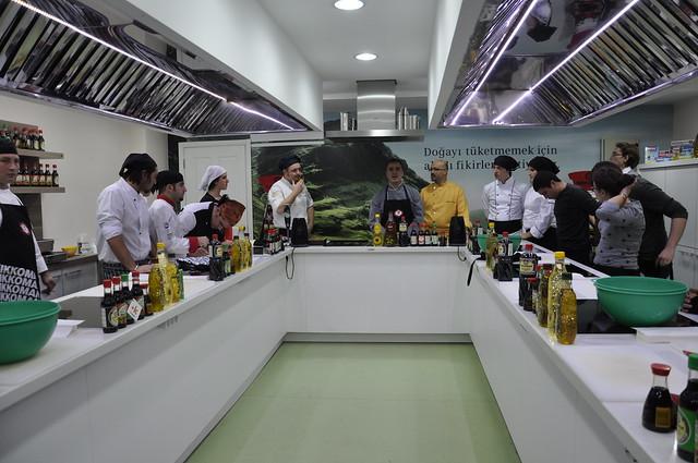 Eks Mutfak Akademisi - Kikkoman Etkinliği