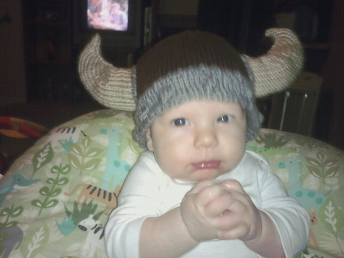 coop's viking hat