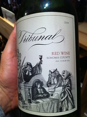 2009 Tribunal Cellars Red