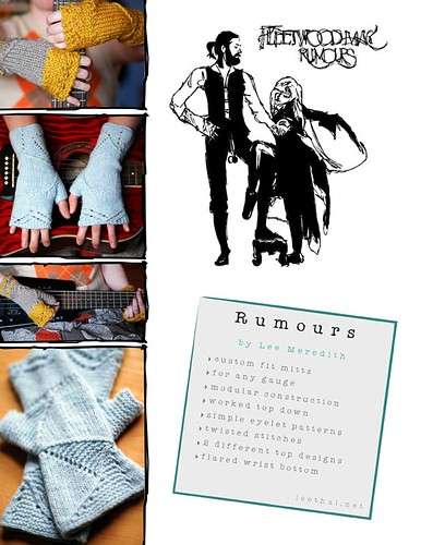 Rumours pattern cover