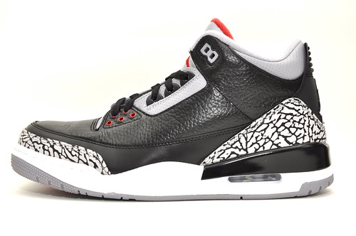 Air Jordan 3 Retro Black Cements