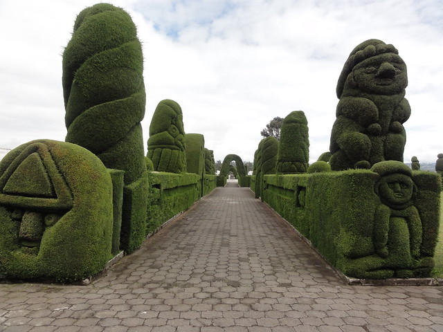 Header of A Topiary