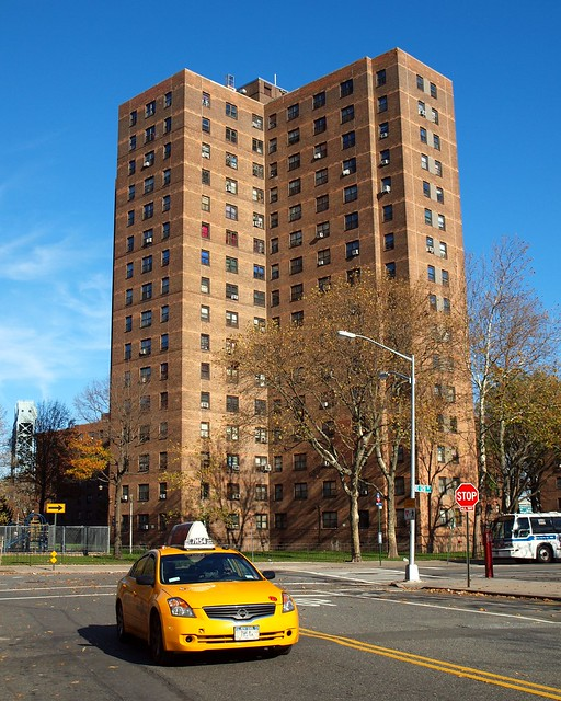Harlem New York Apartments: Wagner Public Housing, East Harlem, New York City