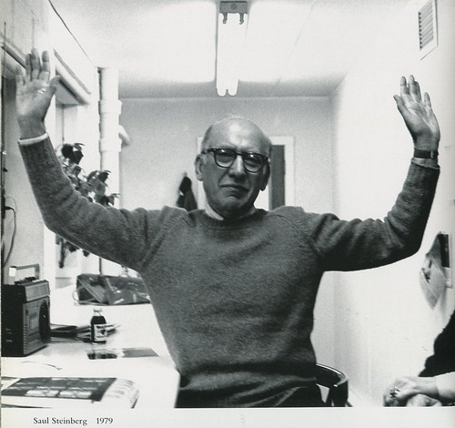 Saul Steinberg, 1979