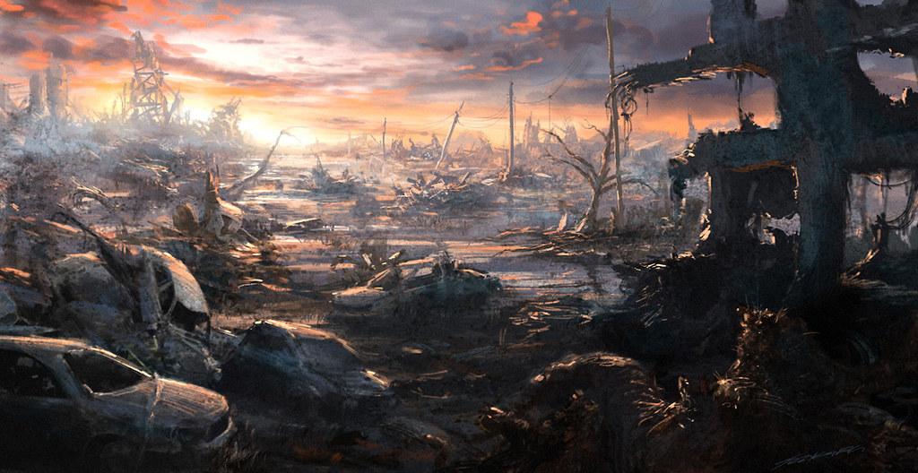 E.O.W Round #184: Debris Field