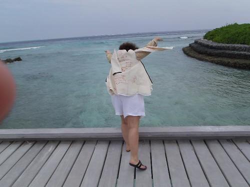Uschi, Guraidhoo, Maldives