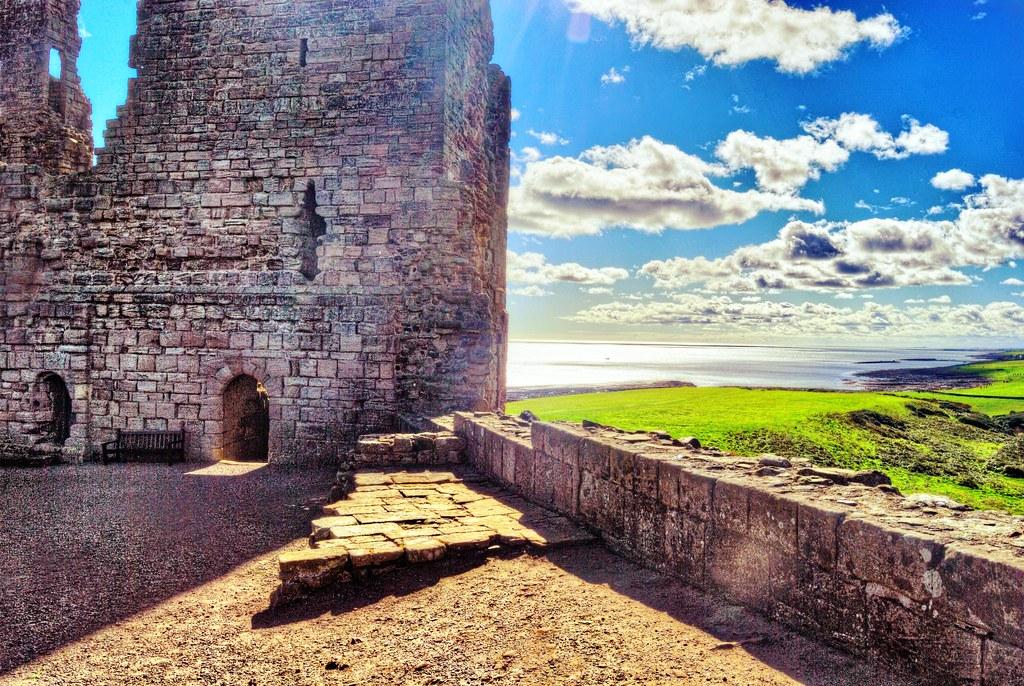 Dunstanburgh Catle