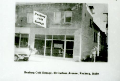 Rexburg Build Cold Storage
